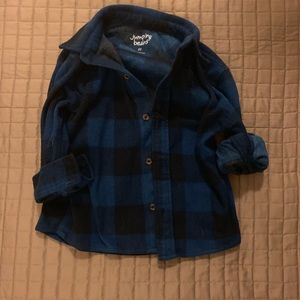 Boys flannel shirt 2T